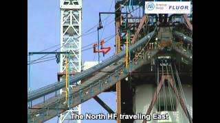 San Francisco/oakland Bay Bridge Self-anchored Suspension-span Cable Hauling
