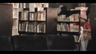 Jason's Movie - The Library Monster