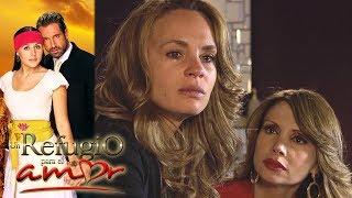 Un refugio para el amor - Capítulo 43: Gala insiste en vengarse de Luciana | Tlnovelas