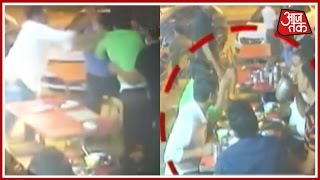 Goons Beat Up Man In Gurgaon Dhaba On His Request To Talk Softly