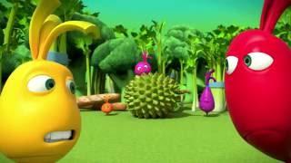 Прикольный мультик «Овощная вечеринка» - Король Фруктов (102 серия)