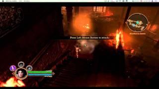 Dungeon Siege III on Mac OSX