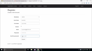 ASP.NET MVC #17 : How to Create a Registration Form with Email Confirmation | FoxLearn