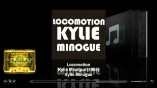 KYLIE MINOGUE - Locomotion (Hot Tracks Remix)