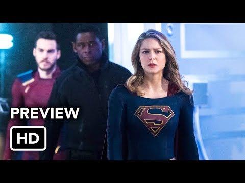 "Supergirl 3x19 Inside ""The Fanatical"" (HD) Season 3 Episode 19 Inside"