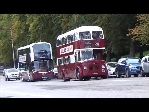 ANWP On The Roads, Lothian Doors Open Day 2017