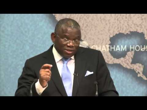 FM Georges Rebelo Chikoti on Angola's External Relations in Africa