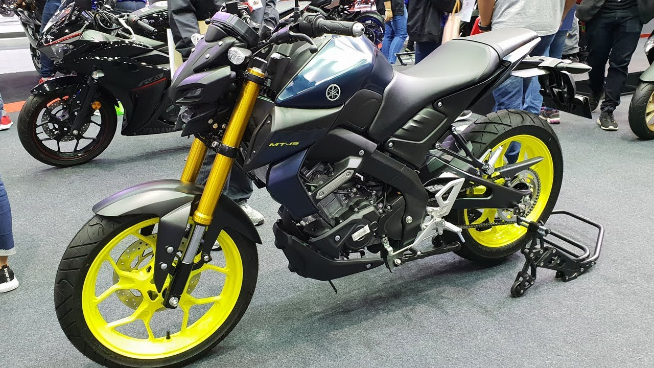All New Yamaha MT15 - ...