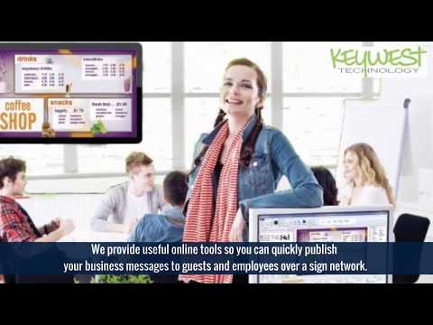 Looking for the Best Digital Signage Software