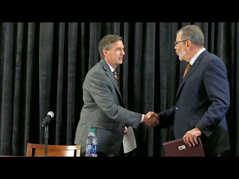 Mark Coyle Introductory Press Conference: University of Minnesota