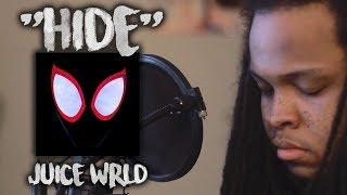 Juice WRLD ~ Hide (Kid Travis Cover) Spider-Verse