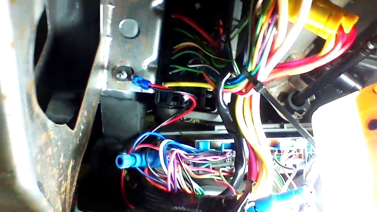 2003 2006 2007 classic body style chevrolet gmc cadillac remote gm remote starter wiring  [ 1280 x 720 Pixel ]