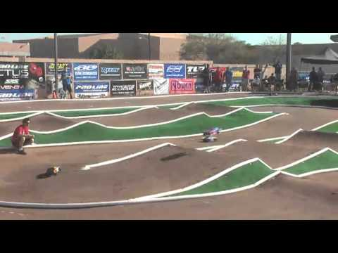 2013 Cactus Classic :: Short Course 2wd Modified (A1 Main) :: Round 5, Race 8