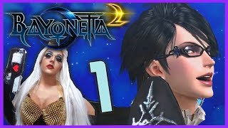 THE FIERCEST QWEEN IN ALL OF GAMING - Let's SLAY Bayonetta 2 [part 1]