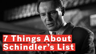 Schindler's List - 7 Things You Didn't Know About The Holocaust Drama