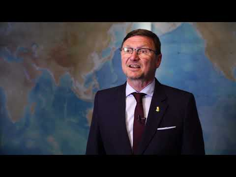 The International Hydrographic Organization - 100 Years in the Making