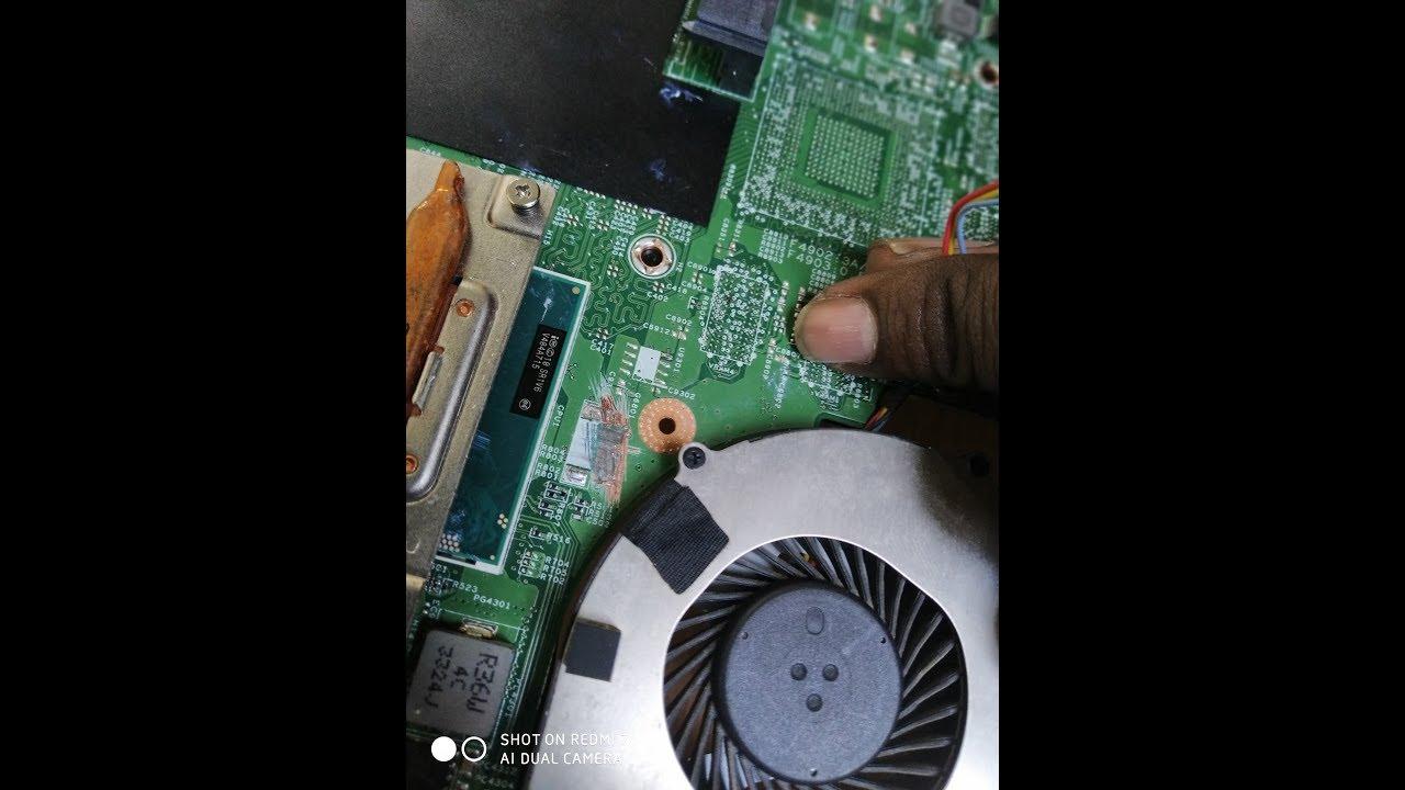 Lenovo B490 Fan Error By Laptop Service Expert