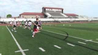 Kansas City Shock Soccer Pre-season Training