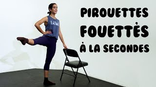 How To Do Pirouettes, Fouettés, and À La Seconde Turns! I Dance Turn Tutorial with @MissAuti