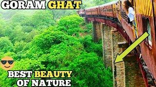 "MY FIRST #VLOG01| GORAM GHAT ""BEST BEAUTY OF NATURE"" JOGMANDI WATERFALL | HD"