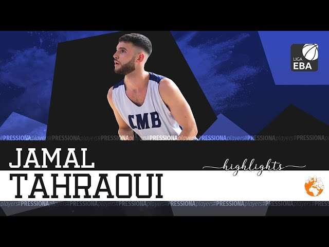 Jamal Tahraoui Highlights 2019-20 EBA