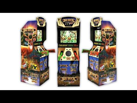 Arcade1Up Big Buck Hunter Pro and Big Buck World Review from Glen Baisley