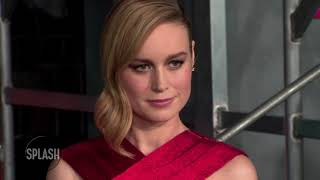 Brie Larson's tough training | Daily Celebrity News | Splash TV