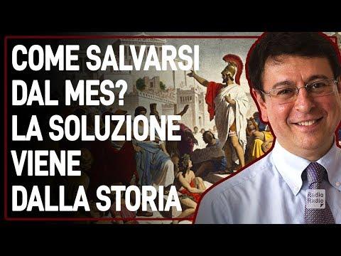 SAPEVAMO GIÀ COME SALVARE I NOSTRI SOLDI DAL MES: LA SOLUZIONE VIENE DALLA STORIA - Valerio Malvezzi