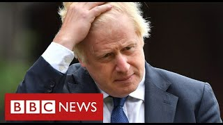 "Boris Johnson ""frustrated"" as Test and Trace in England hits all-time low - BBC News"