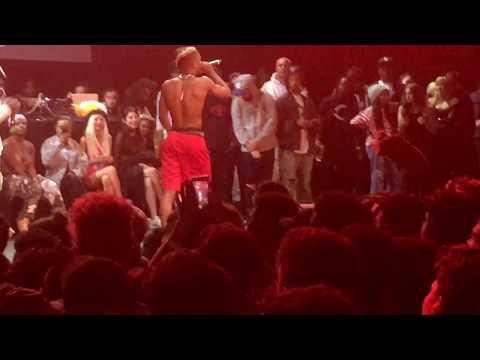 XXXTentacion - Gnarly Bastard (Live in LA, 6/6/17)