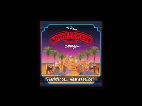 """Irene Cara """"Flashdance... What a Feeling"""" ~ from the album """"The Casablanca Records Story"""""""