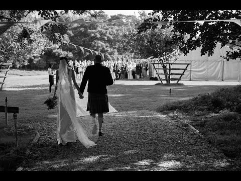 Wedding - James and Katie