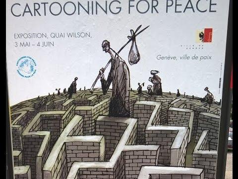 Prix international du dessinateur de presse 2016: Annonce du/de la/des lauréats