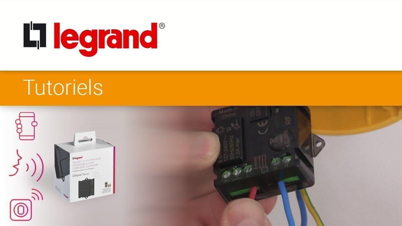 Download Céliane™ with Netatmo : installer un micromodule d'éclairage connecté Legrand