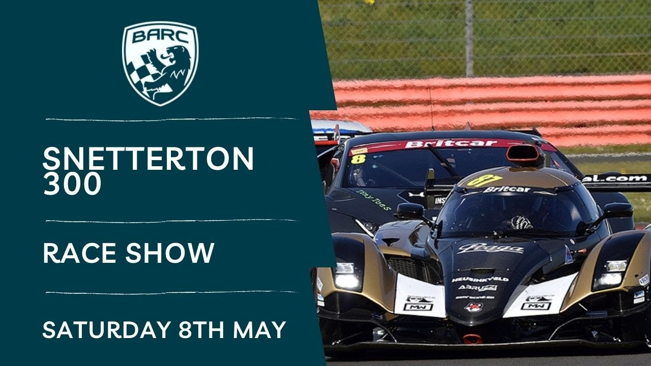 Download BARC LIVE   Snetterton   Saturday Race Show   May 8 2021
