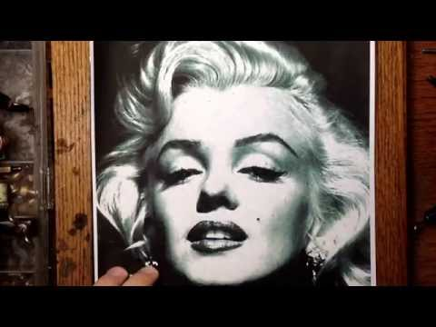 How to Tattoo: The Secrets of Black & Grey Photo Realism Tattooing Part 1
