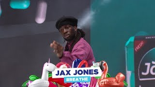 Jax Jones - 'Breathe' (live at Capital's Summertime Ball 2018)