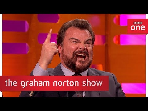 Download Youtube: Jack Black sings his Jumanji song - The Graham Norton Show: 2017 - BBC One