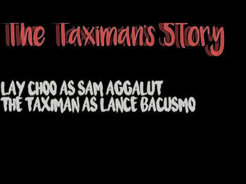 The Taximan's Story By Catherine Lim