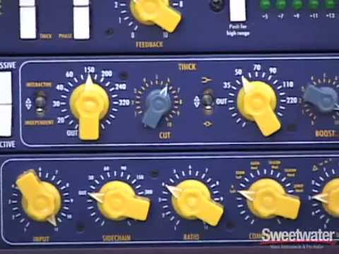 Chandler Limited Gear Overview - Sweetwater GearFest '09 Exclusive