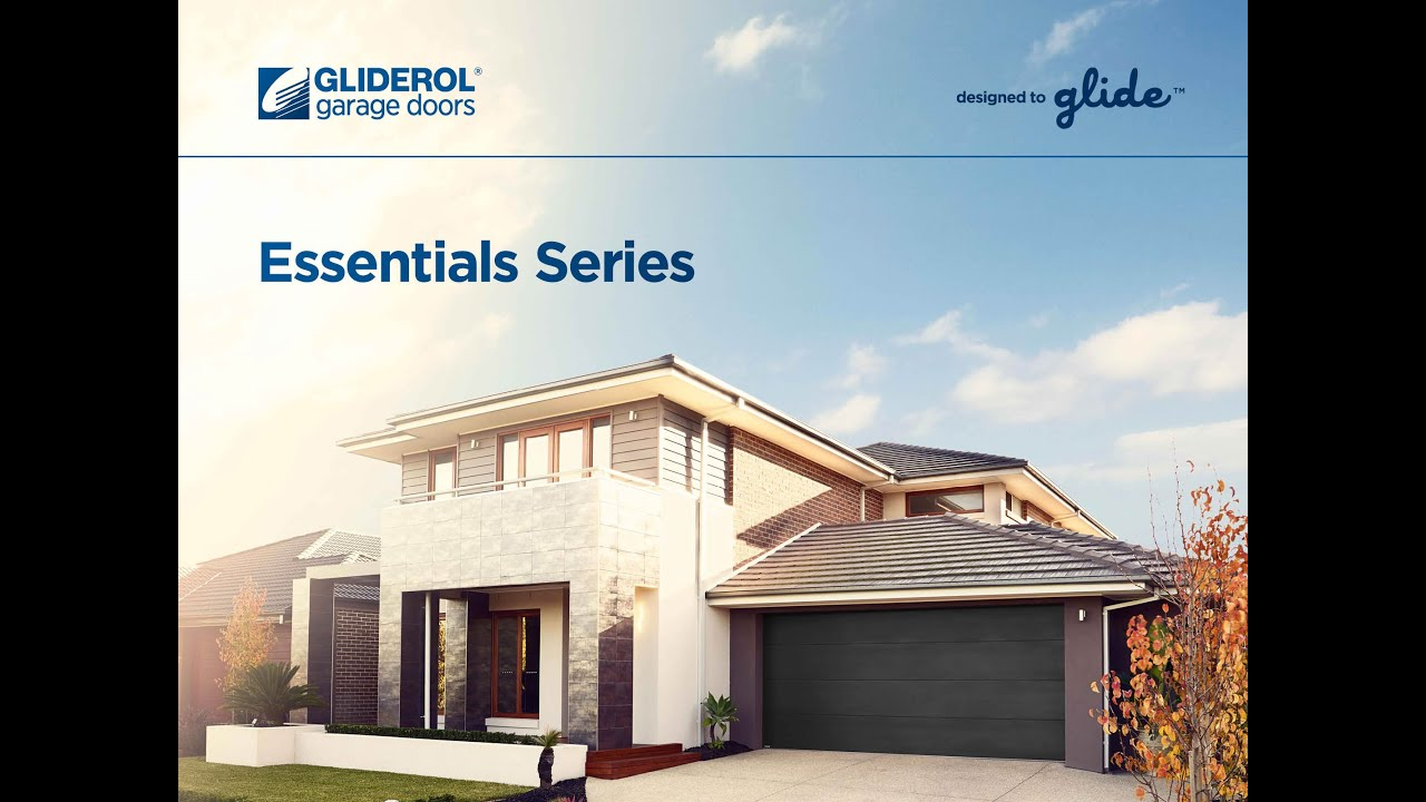 Gliderol Garage Doors >> Gliderol Garage Doors