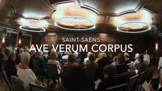 Saint-Saëns: Ave Verum Corpus für Klarinettenquartett