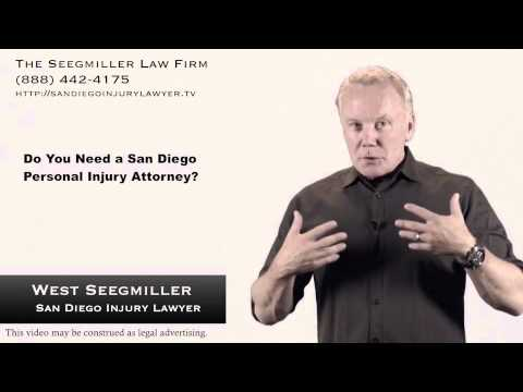 Personal Injury Attorney San Diego - Car accidents - Workers comp cases in california Lawyers