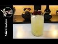 Bebidas con Vodka - Como preparar el coctel ULTRAVIOLETA