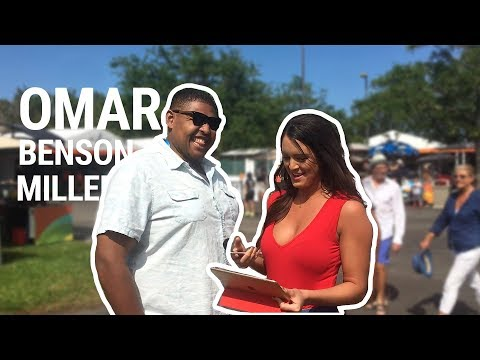 Toss Up Vol 1 - Omar Benson Miller on The Future of Tennis