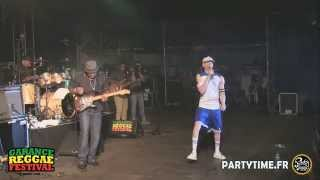 King Yellowman at Garance Reggae Festival 2014