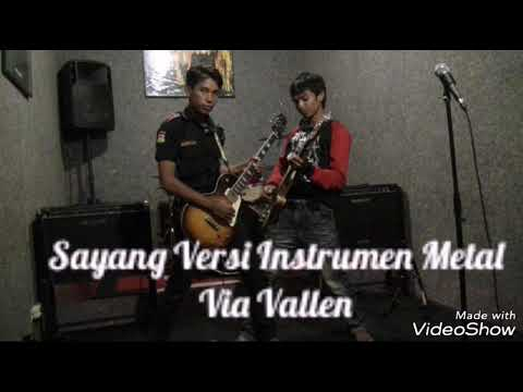 Sayang Versi Rock via vallen