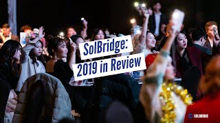 2019: Year in Review at SolBridge