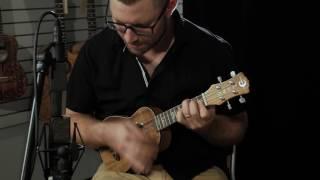 Soprano Ukulele demo by Luna - UKE HTS KOA