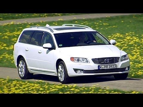 Autotest: Volvo V 70